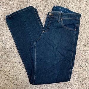 Wrangler Q-Baby No Gap Waistband Boot Cut Jeans